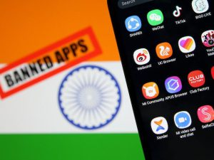 India's app ban deals another trade blow to China