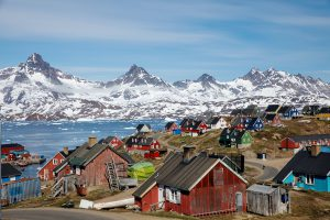 China won't be putting its Greenland ambitions on ice just yet