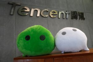 Tencent Gives Google, Bing Access to WeChat Content