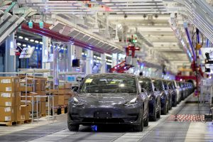 Tesla's China Exports Surged in August, Local Deliveries Up