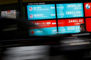 China Covid Outbreak Spreads Concern Across Trading Floors