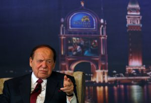 Casino magnate and Republican donor Sheldon Adelson dies