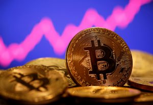 Bitcoin Leaps By 9% To Close In On 12-Day High