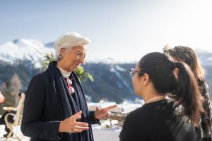 Davos is coming to Asia