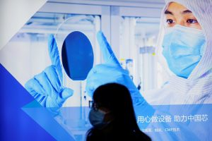 SMIC records first profit after listing on China's tech board