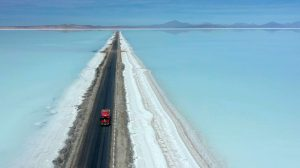 Lithium's frenzied rise could have a calming geopolitical effect