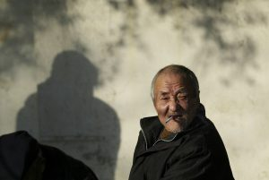 Ageing China's pension system is set to change