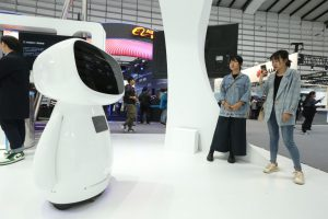China's old 'dragon' Baidu leading the pack in AI technologies