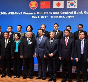 Borrowing limits raised in changes to Asian financial safety net