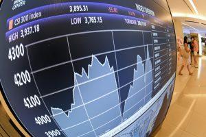 Asia Stocks Halt Slide After Evergrande Rout But Default Fears Persist