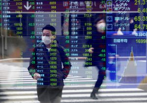 Asia Traders Gloomy As Slowing China Growth, Inflation Weigh