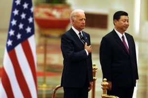 Xi calls for open world economy; Biden counsels patience
