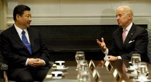 Biden warns senators China could