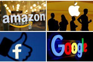 US joins in antitrust scrutiny of Big Tech companies