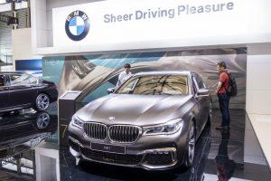 BMW's Chinese JV partner Brilliance starts bankruptcy rejig