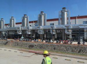 Asia Factory Activity Stagnates Amid China Slowdown, Supply Constraints