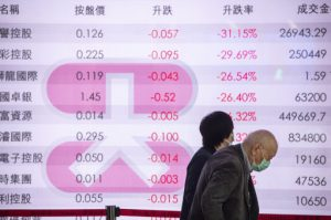 Earnings Data Boosts Asia's Markets But Inflation Fears Lurk