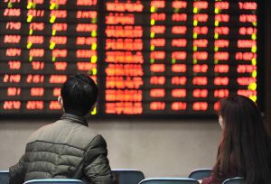China Tech and Property Stocks Tumble, Dragging Down Local Indexes