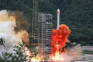 China launches final Beidou satellite to rival GPS system
