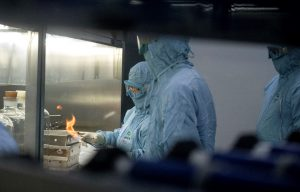 China races to find virus vaccine, put scandals in the past