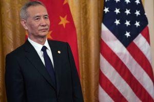 China Vice Premier Liu He Speaks With Treasury Secretary Yellen