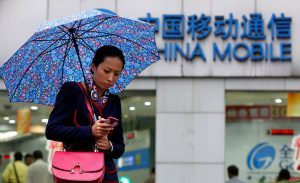 Chinese telecom firms request another NYSE delisting reversal