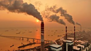 Big Chinese cities driving urban CO2 emissions, global study finds