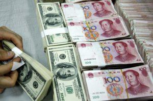 Dollar short squeeze? Yuan rise not shaken