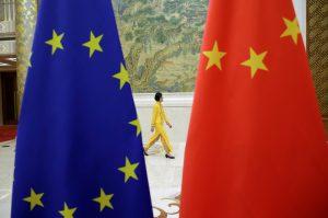 EU seeks US reset to confront China threat