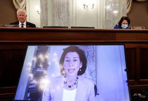 US Commerce Secretary nominee talks tough on Huawei, ZTE