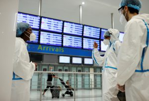 Airline guidelines for Covid tests could set global bar for reliability