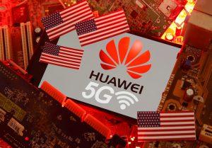 Trump hits Huawei in final anti-China flurry