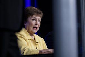 IMF Board Backs Georgieva To Stay At Helm Despite Data Claim