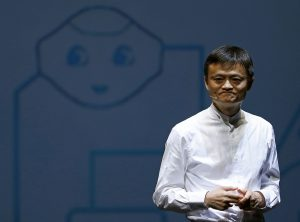 Alibaba Founder Jack Ma Reappears In Hong Kong