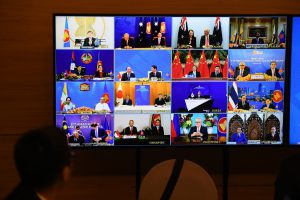 Huge Asian trade pact signed by leaders in virtual summit