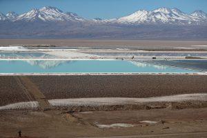 China salt lake project puts lithium production under spotlight