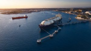 There's a new LNG king in town – and it's not Japan