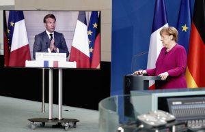 Merkel, Macron urge EU to prepare for next pandemic