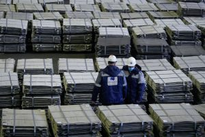 Nickel price falls on Chinese company's supply boost pledge