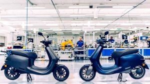 India's Ola Says Women Will Run World's Largest E-Scooter Factory