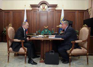 Virus, low oil hit Putin bid for economic revival