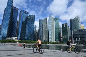 Can Singapore Oust Hong Kong To Be Asia's Fintech Leader?