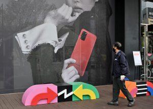 Sino-South Korea tensions thaw in bid to gain Huawei favour