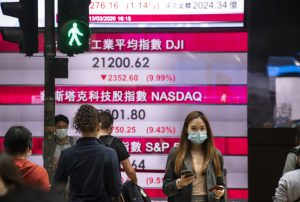 Asia Markets Suffer As Inflation And Evergrande Dominate