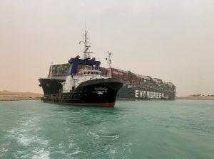 Multi billion-dollar Suez jam cleared