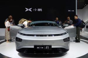 China's Xpeng seeks dual primary listing on Hong Kong exchange