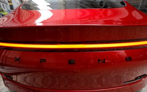 Chinese EV firms resist Tesla dip with Shanghai pitches