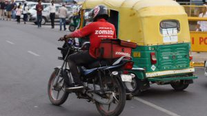 Frenzied Appetite for India Food Delivery Giant Zomato's IPO