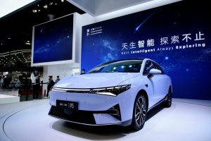 June sales of Nio, Xpeng break records with chip shortage relief in sight