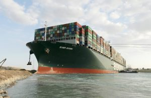 Egypt and Suez Canal blockage ship owners close to final deal